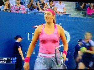 Plus, the belly button area....  Nike FAIL.